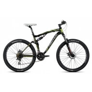 "ΠΟΔΗΛΑΤΟ TORPADO HURRICANE 27.5"" T550 FULL SUSPENSION ACERA DISC 21 ΤΑΧΥΤΗΤΕΣ"