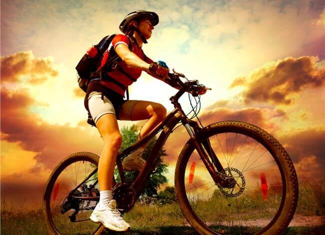 Αδυνατίζουμε Κάνοντας Ποδήλατο